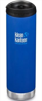 Klean Kanteen Insulated TKWide Cafe Cap Water Bottle, 592ml Surf