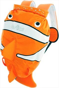 Trunki PaddlePak Kid's Backpack, 7.5L Chuckles The Clownfish