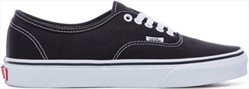Vans Authentic Skate Shoe UK 9 Black