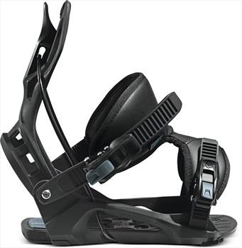 Flow Nexus Fusion Step In Snowboard Bindings, Xl Black 2021