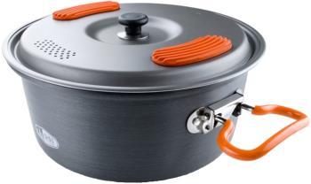 GSI Outdoors Halulite Cookpot Lightweight Camping Cook Pot, 2L