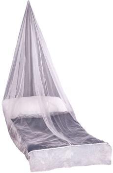 Pyramid Compact Impregnated Mosquito Net, Single White