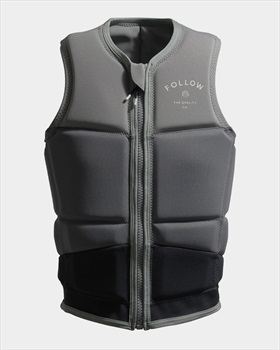 Follow Coastline Happy Fit Wakeboard Impact Vest, L Stone 2020