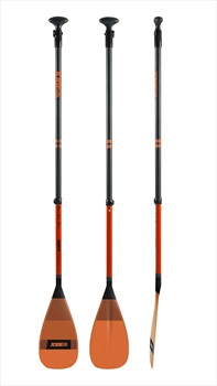Jobe Fiberglass SUP Paddle, 180 - 220cm Orange 2021