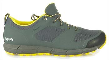 Haglofs L.I.M Low Proof Eco Mens Walking Shoes, Uk 11 Magnetite