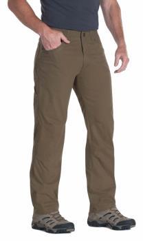 Kuhl Revolvr Pant Regular 4 Season Trousers, 36/32 Driftwood
