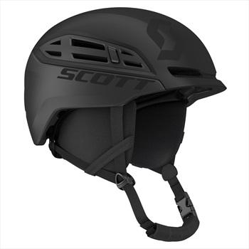Scott Couloir Freeride Ski/Snowboard Helmet, L Black