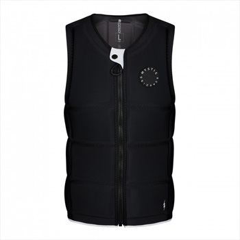 Mystic Star Peacock Wakeboard Impact Vest, M Black 2021