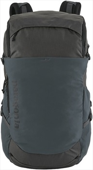 Patagonia Nine Trails Rock Climbing Backpack, 28L S/M Forge Grey