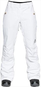 Wearcolour Cork Women's Ski/Snowboard Pants, L White