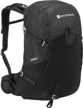 Montane Azote 25 Mountain Day Backpack, 25L Black
