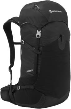 Montane Azote 32 Mountain Day Backpack, 32L Black