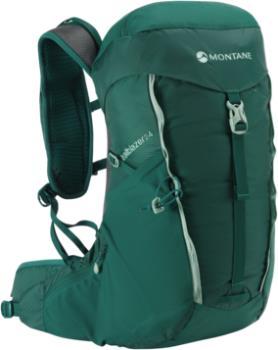 Montane Womens Trailblazer 24 Trekking Backpack, 24 L Wakame Green