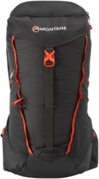 Montane Trailblazer Lightweight Trekking Backpack, 25L Charcoal