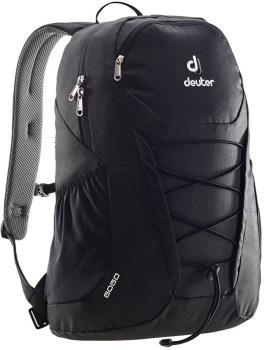 deuter Gogo School Daypack Urban Backpack, 25L Black