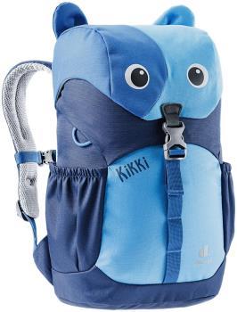 Deuter Kikki Kid's School Backpack Ages 5-8, 8L Cool Blue/Midnight