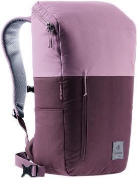 Deuter UP Stockholm Daypack Backpack, 22L Aubergine/Grape
