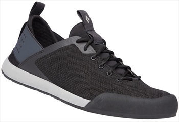 Black Diamond Session Approach Shoes, UK 7 Black