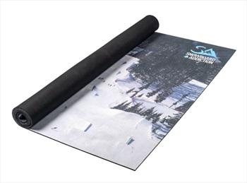 Snowboard Addiction Training Mat Home Training/Practice Mat, Os