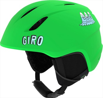 Giro Launch Kids Ski/Snowboard Helmet, XS Bright Green Tagazoo