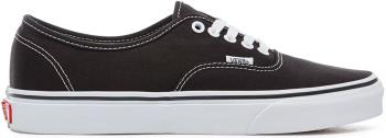 Vans Authentic Skate Shoe, UK 8 Black