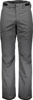 Scott Ultimate Dryo20 Insulated Snowboard/Ski Pants L Iron Grey Oxford