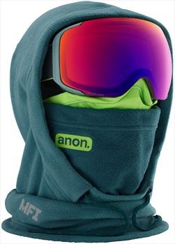 Anon XL Hooded Balaclava MFI Facemask, Green