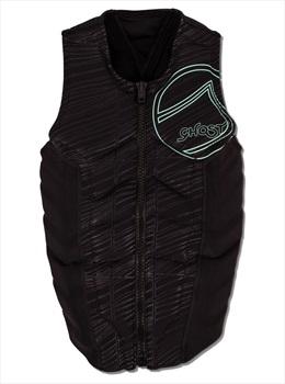 Liquid Force Ghost Comp Ladies Wakeboard Impact Vest, S Black