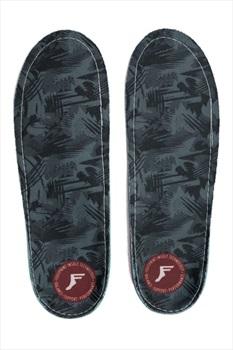 Footprint Dark Grey Camo Game Changers Insoles, UK 5-5.5 Grey