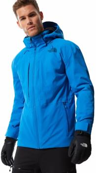 The North Face Chakal Ski/Snowboard Jacket XL Clear Lake Blue