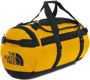 The North Face Base Camp Medium Duffel Travel Bag, 71L Summit Gold