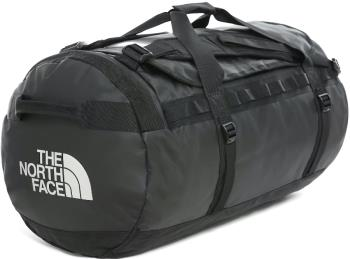 The North Face Base Camp Large Duffel Travel Bag, 95L TNF Black