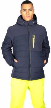 Protest Mount 20 Men's Ski/Snowboard Jacket, M Space Blue