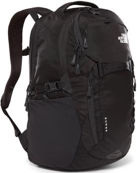 The North Face Surge Hiking Backpack/Day Pack, 31L TNF Black