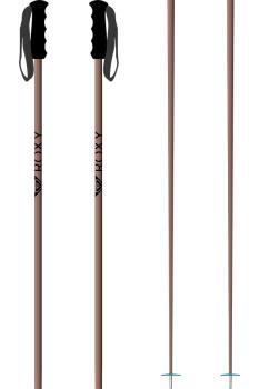 Roxy Dreamcatcher Ski Poles, 120cm Rose Gold