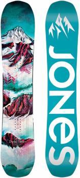Jones Dream Catcher Women's Hybrid Camber Snowboard, 148cm 2022