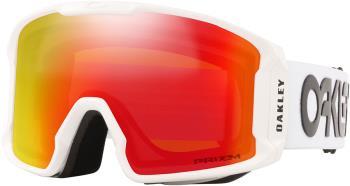Oakley Line Miner L Prizm Torch Snowboard/Ski Goggles, L FP White