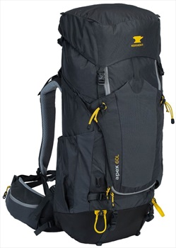 Mountainsmith Apex 60 Trekking Backpack, 60L Anvil Grey