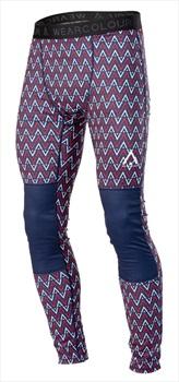Wearcolour Adult Unisex Guard Pant Thermal Base Layer, Xl Iris Herringbone