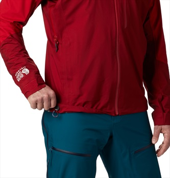 Mountain Hardwear Exposure/2 Gore-Tex Active Shell Jacket L Dark Brick