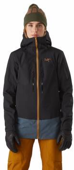 Arcteryx Sentinel LT Women's Ski/Snowboard Jacket, UK 12 Dark Magic