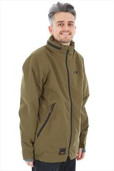 L1 Premium Goods Fillmore Ski/Snowboard Jacket, S Military