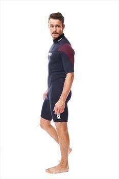 Jobe Spectral 2mm Men's Shorty Wetsuit, 2XL Black 2021