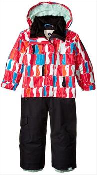 Roxy Paradise Girls/Infant Jumpsuit Snow Suit 6/7 Yrs Penguin