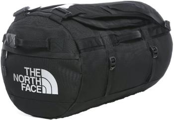 The North Face Base Camp Small Duffel Travel Bag, 50L TNF Black