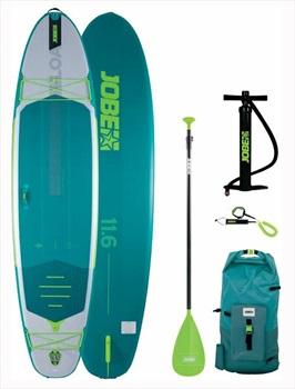 "Jobe Loa All-Round ISUP Paddleboard Package, 11'6"" Teal 2021"