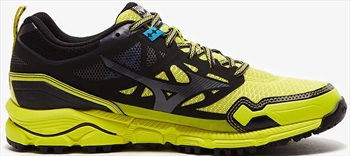 Mizuno Wave Daichi 4 Men's Trail Running Shoe, UK 7 Bolt