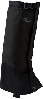 Macpac Cascade Gaiter Hiking Boot Gaiters, L Black