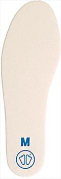 Sidas Volume Reducer 5mm Snowboard/Ski Boot Insoles, XS White