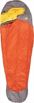 The North Face Lynx Lightweight Sleeping Bag, Regular Sunset LH Zip